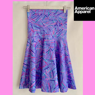 American Apparel - 【最終価格】American apparel ワンピにもなる2WAYスカート