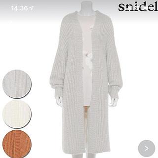 snidel - 新品💕snidelのカーデ💕