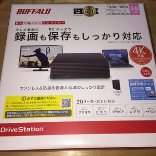 Buffalo - バッファロー 外付けHDD 3TB