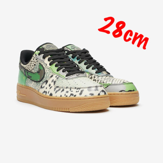 NIKE - ★即完売&日本未発売★NIKE Air Force 1 '07 QS 28cm