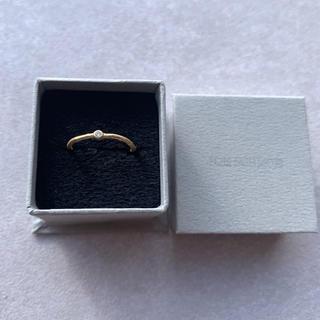 ジョーシュモー joeschmoe ダイヤモンドK10リング(リング(指輪))