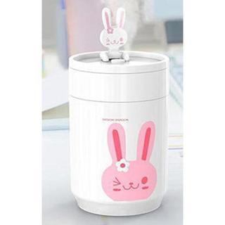 【ウサギ/加湿器】LED 防カビ 大容量 結構人気商品
