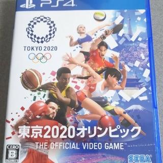 東京オリンピック   PS4