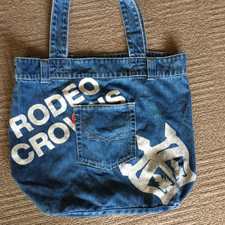 RODEO CROWNS WIDE BOWL - ロデオ ノベルティバッグ