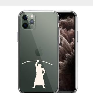 iPhone11pro 側面ソフト 背面ハード ハイブリッドクリアケース 相撲