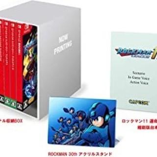 Nintendo Switch - ☆新品未開封未使用☆ロックマン&ロックマンX 5in1 スペシャルBOX