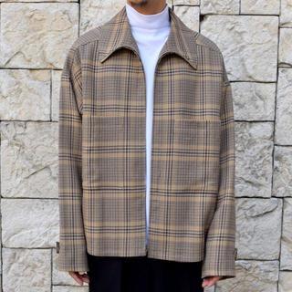 COMOLI - 試着のみ auralee  19aw wool serge