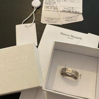 Maison Martin Margiela - Maison Margiela リングS size 100% Silver