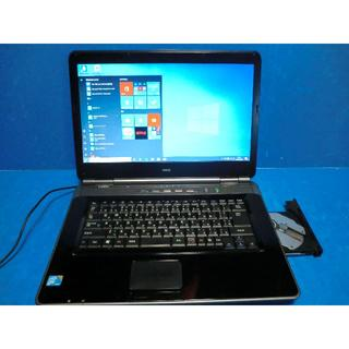 NEC - ★Win10/ NEC ノートパソコン LaVie LL550/V★