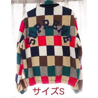 Supreme - Supreme 19SS Patchwork Harrington Jacket