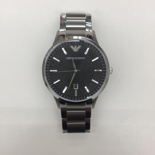 Emporio Armani - エンポリオ アルマーニ 腕時計 AR2457 クォーツ デイト