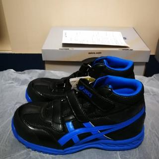 アシックス(asics)のアシックス asics 安全靴 FIS42S 廃番 27(スニーカー)