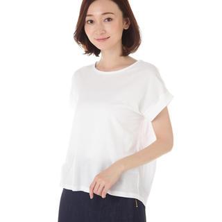アングローバルショップ(ANGLOBAL SHOP)のAnglobal shop カルぜコンビTシャツ(カットソー(半袖/袖なし))