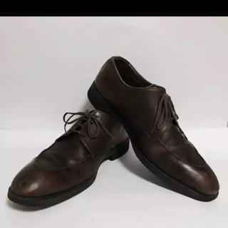 REGAL - ジョックス 革靴 26.0 ダークブラウン リーガル 26