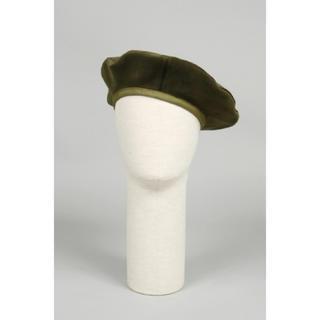JUN MIKAMI ジュンミカミ Velvet Beret (帽子 ハット)