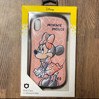 Disney - iFace iPhoneケース XSMax 対応 ディズニー ミニー