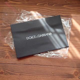 ドルチェアンドガッバーナ(DOLCE&GABBANA)の【DOLCE&GABBANA】袋(日用品/生活雑貨)