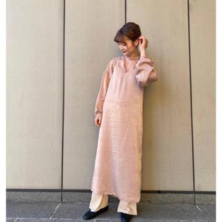 カスタネ(Kastane)のカスタネ ワンピース ピンク(ワンピース)