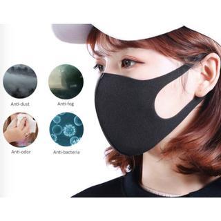 3枚セット 新品洗えるマスク PITTAのようなスポンジ製 コロナ 衛生 花粉症