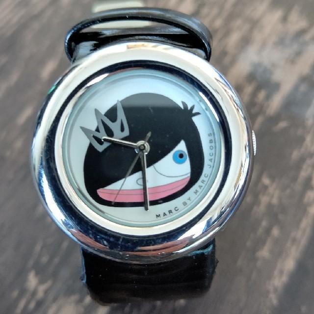 エディフィス 時計 激安 | MARC JACOBS - ❰☆中古☆美品☆希少☆❱マークジェイコブス腕時計の通販