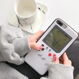 ゲームボーイ型 iphoneX/XS兼用ケース・カバー