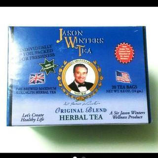 ジェイソン ウィンターズティー チャパラルブレンド ティーバッグ20袋(茶)