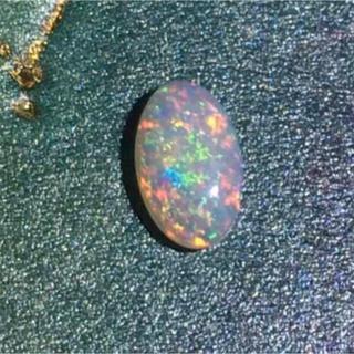 高級天然石 オパール パワーストーン  宝石 原石 裸石 ルース(リング(指輪))