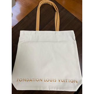 LOUIS VUITTON - 【新品 パリ限定】ルイ・ヴィトン財団美術館限定のトートバッグ