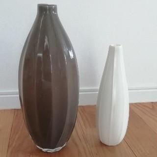 アクタス(ACTUS)の花瓶 2個セット(花瓶)