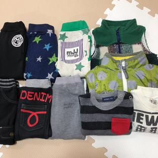 ムージョンジョン(mou jon jon)の70~80 冬服セット(パンツ)