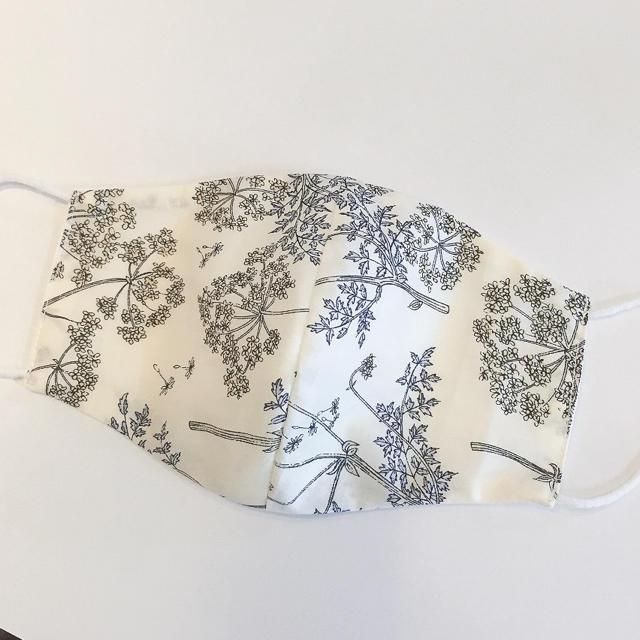 リバティ♡ダブルガーゼ 布マスク リバーシブルの通販