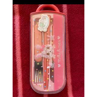 ミキハウス(mikihouse)のミキハウス カトラリーセット お箸セット スプーン フォークセット 保育園(スプーン/フォーク)