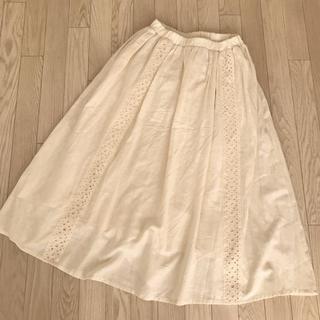 SM2 - タグ付き*sm2ストライプヘリンボーンスカート