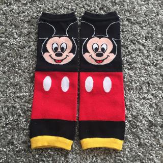 ディズニー(Disney)の東京ディズニーランド購入! ミッキーレッグウォーマー(レッグウォーマー)
