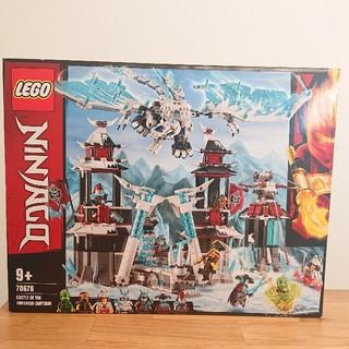 Lego - LEGO レゴ ニンジャゴー ブリザード神殿 70678