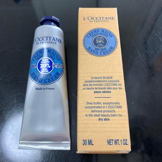 L'OCCITANE - ロクシタン シアハンドクリーム