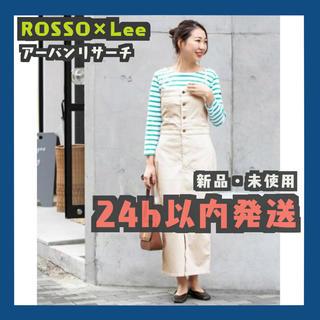 アーバンリサーチロッソ(URBAN RESEARCH ROSSO)のアーバンリサーチ ROSSO×Lee<別注>JUMPERSKIRT(ロングワンピース/マキシワンピース)