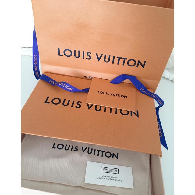 LOUIS VUITTON - ルイヴィトン 外箱、ショップ袋の通販