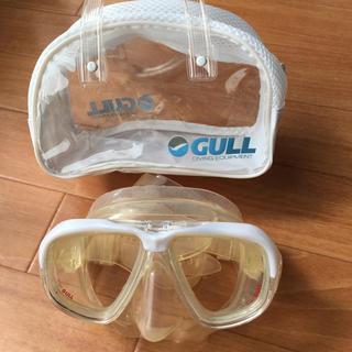 ガル(GULL)のダイビングマスク GULL レディース(マリン/スイミング)