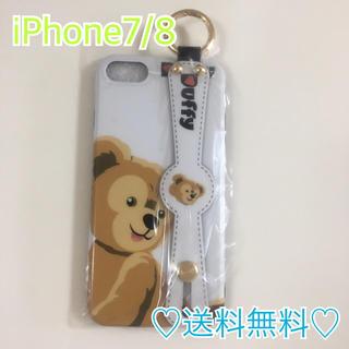 Disney - ダッフィー iPhone7/8スマホケース