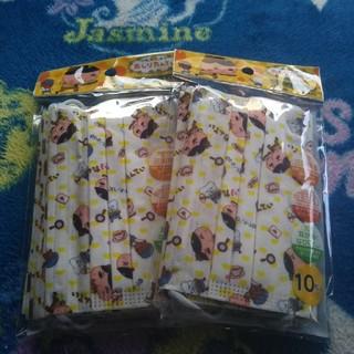 Takara Tomy - おしりたんてい 不織布子供マスク 20枚