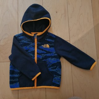 THE NORTH FACE - THE NORTH FACEキッズフリースSize80