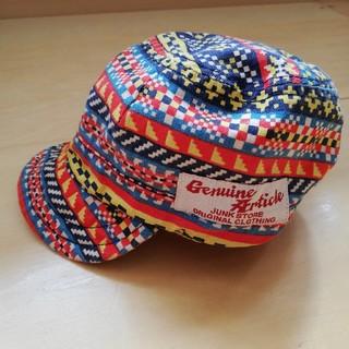 ジャンクストアー(JUNK STORE)のJUNK STORE 帽子 46(帽子)