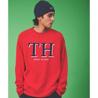 TOMMY HILFIGER - TOMMY HILFIGER スウェット