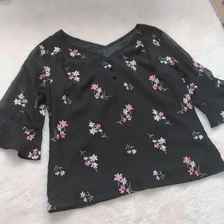 MISCH MASCH - 花刺繍ニット♡🌸