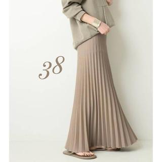 DEUXIEME CLASSE - 新品☆beauty pleated スカート 38