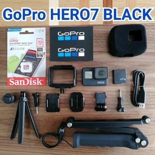 GoPro - 【美品セット】GoPro HERO7 BLACK✨