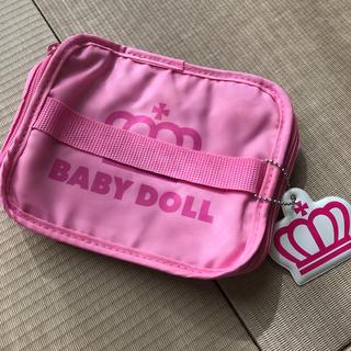 ベビードール(BABYDOLL)のBABYDOLL 保冷バッグ(バッグ/レッスンバッグ)