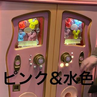 ディズニー(Disney)のカプセルトイ バルーン(キャラクターグッズ)
