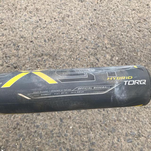 EASTON一般軟式用 Beast X Hybrid Torq NA18BXHT スポーツ/アウトドアの野球(バット)の商品写真